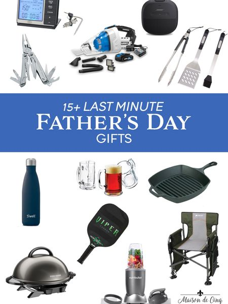 Looking for last minute Father's Day gifts? We've got you covered! @liketoknow.it #liketkit http://liketk.it/3hJbU #LTKmens #LTKunder50 #LTKunder100 fathersday fathersdaygifts giftideas giftsformen