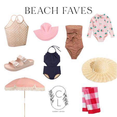 Beach Favorites for mama and kids http://liketk.it/3hgiE #liketkit @liketoknow.it #LTKunder100 #LTKunder50 #LTKtravel