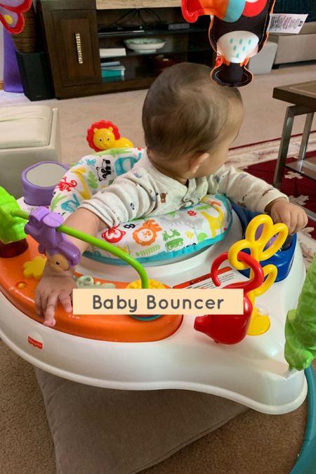Baby bouncer. 6 months and up  http://liketk.it/3iBCJ #liketkit @liketoknow.it