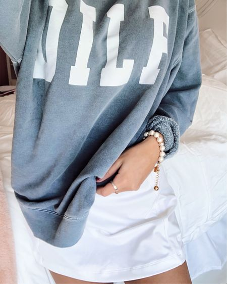 tennis skirt outfit perfect for summer #LTKunder100 #LTKunder50 #LTKstyletip #liketkit @liketoknow.it http://liketk.it/3eJVo
