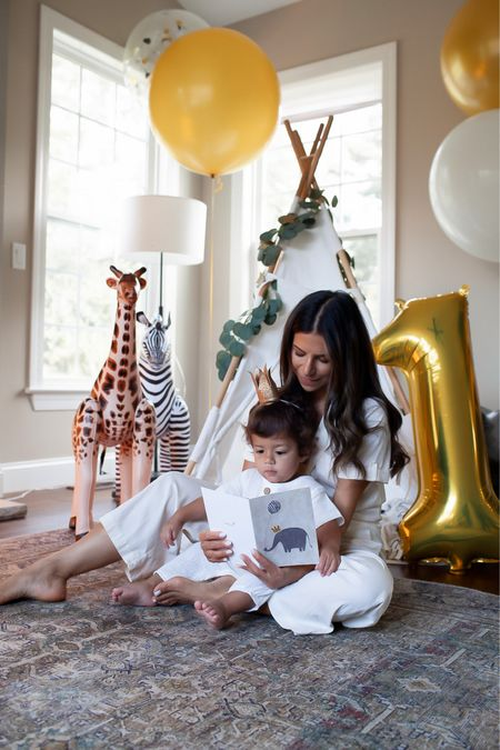 It's never too late to celebrate! 💙 We had such a beautiful weekend celebrating little Hugo's (belated) birthday. 🥳 From planning to prep to setup, @Papyrus made party planning a breeze. 🎊 My one-stop destination for creating the most magical day. #LovePapyrus #Papyrus AD