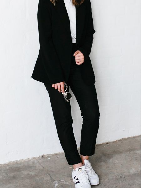 Honestly can't live without a staple black blazer! I love to pair them with a white tee ripped black skinny jeans & white sneakers or with a vented LBD & statement boots. I've also added some stylish jackets I'm loving right now     http://liketk.it/3hqPI #liketkit @liketoknow.it #LTKstyletip #LTKworkwear #LTKfit @liketoknow.it.australia Follow me on the LIKEtoKNOW.it shopping app to get the product details for this look and others