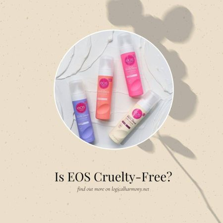 Did you know that EOS is cruelty-free with vegan options? Find more details on logicalharmony.net   #StayHomeWithLTK #LTKbeauty #LTKunder50