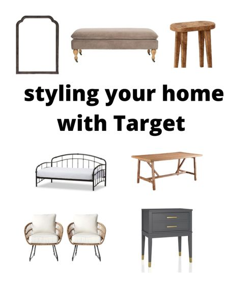 Fabulous finds for your home from Target  #LTKhome