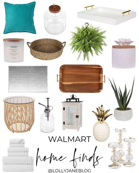 Walmart home finds!!  Lilly Jane Blog | #LollyJaneBlog #LTKunder100 #LTKunder50 #LTKhome @liketoknow.it #liketkit http://liketk.it/3kFbh