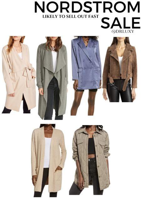 Nordstrom Anniversary Sale  #nsale Jackets  Fall outfits  Duster     #LTKsalealert #LTKunder100 #LTKstyletip