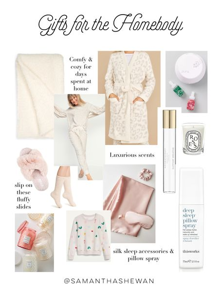 Gifts for the Homebody, cozy gifts, comfy gift ideas http://liketk.it/328eE @liketoknow.it #liketkit #LTKgiftspo #StayHomeWithLTK #LTKhome