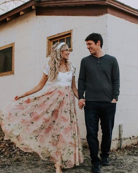 #liketkit @liketoknow.it http://liketk.it/3i08k #LTKbaby #LTKbeauty #LTKeurope   Dreamy summer floral print skirt