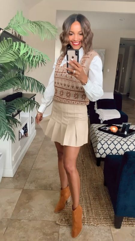 Love this preppy trend!  Everything fits TTS  Wearing a S in everything   #LTKGiftGuide #LTKHoliday #LTKSeasonal