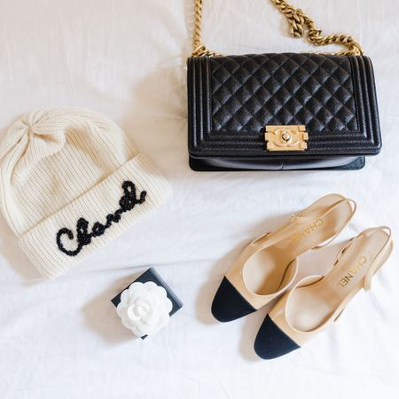 My favorite Chanel pieces for Fall 🍂  #LTKSeasonal #LTKitbag #LTKshoecrush
