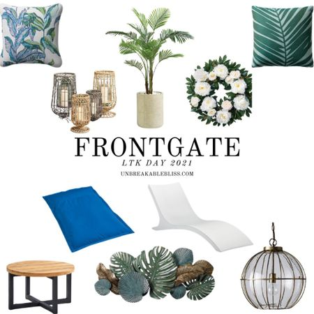 Perfect for the summer patio! These picks from Frontgate are all part of the LTK Day sale! @liketoknow.it #liketkit #LTKDay #LTKsalealert #LTKhome http://liketk.it/3h0Vd