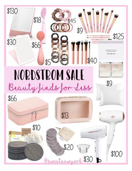 Rounding up some Nordstrom #NSALE beauty picks and amazon finds for less   #LTKsalealert #LTKunder100 #LTKbeauty