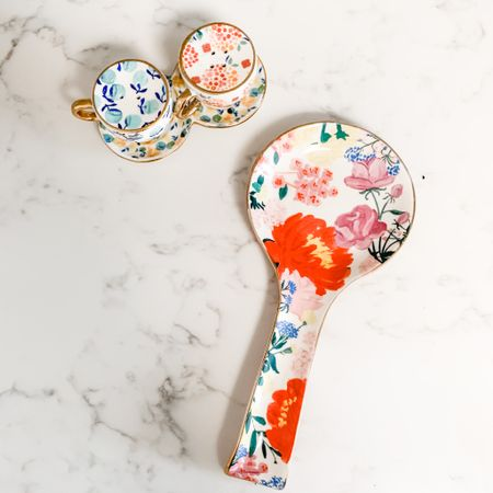 Cutest kitchen decor from Anthropologie! My exact is sold out, but i linked some other adorable options! #kitchen #anthropologie #decor   #LTKSeasonal #LTKhome #LTKwedding