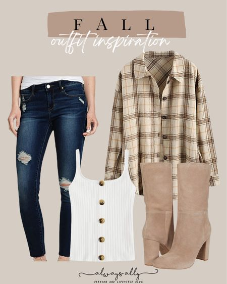 Women's fall outfit inspiration   #LTKstyletip #LTKshoecrush #LTKunder50