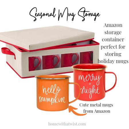 Your holiday mugs need a safe place until ready to enjoy them. We live this 12-mug holder from Amazon. http://liketk.it/3oAkh @liketoknow.it #liketkit #LTKSeasonal #LTKunder50 #LTKHoliday #LTKhome @liketoknow.it.home Download the LIKEtoKNOW.it app to shop this pic via screenshot