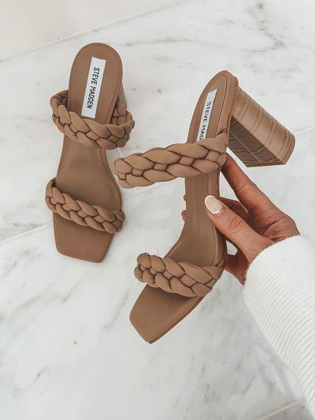New heels run tts   #LTKshoecrush