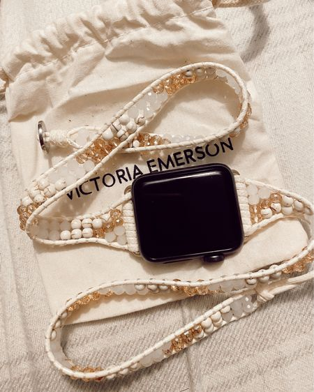 Bracelet wraps, summer jewelry, Apple Watch bands #LTKfit #LTKunder50 #LTKunder100 #liketkit http://liketk.it/3f3kk @liketoknow.it