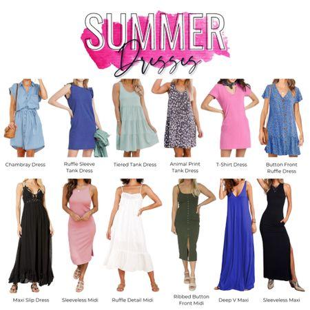 http://liketk.it/3jgZa #liketkit @liketoknow.it #LTKsummer #dresses #summerdress Summer Dresses