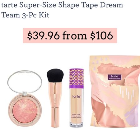 Tarte sale   Follow my shop @ashleyjennany on the @shop.LTK app to shop this post and get my exclusive app-only content!  #liketkit  @shop.ltk http://liketk.it/3qi53  Follow my shop @ashleyjennany on the @shop.LTK app to shop this post and get my exclusive app-only content!  #liketkit #LTKsalealert #LTKbeauty #LTKGiftGuide @shop.ltk http://liketk.it/3qjT3