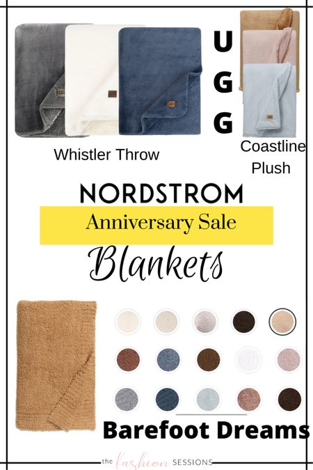 Nordstrom Anniversary Sale Picks!  Nordy | Barefoot Dreams | Ugg | cardigan | loungewear | cozy | blankets | bedding    Shop your screenshot of this pic with the LIKEtoKNOW.it shopping app http://liketk.it/3jFIL #liketkit @liketoknow.it #LTKunder100 #LTKhome #LTKsalealert