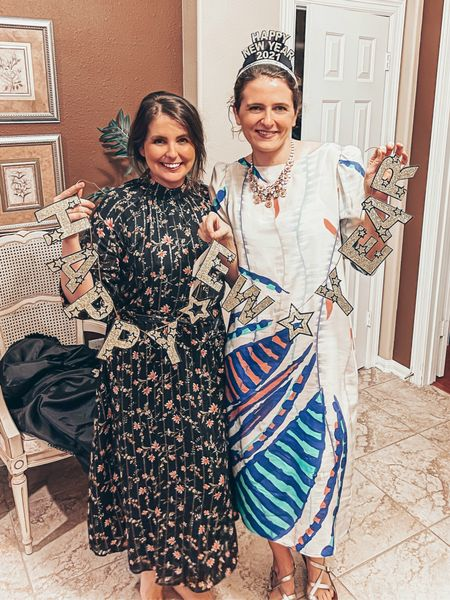 """Yasss Queen! 👑 """"This streamlined midi dress is comfy enough for working from home yet modern-chic enough for dinner dates downtown.""""  #LTKNewYear #StayHomeWithLTK #LTKstyletip"""