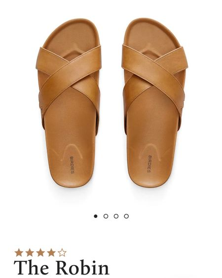 Leather Summer sandals - Birdies sale $89 http://liketk.it/3iqjN @liketoknow.it #liketkit #LTKunder100 #LTKshoecrush #LTKsalealert