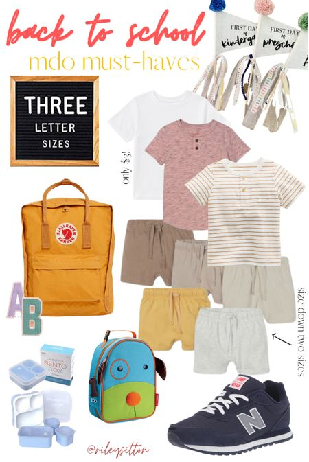 Back to school Mother's Day out must-haves! Baby boy preschool finds & budget school outfits   #LTKfamily #LTKkids #LTKbaby
