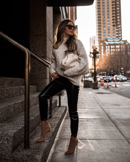 Fall outfit ideas  Linking my favorite cutout sweaters for fall  #LTKstyletip #LTKshoecrush #LTKunder100
