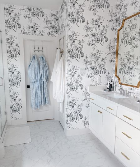 A space I love but don't share very often! Wallpaper is by Watelet!   #LTKhome