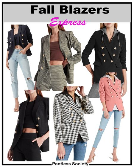 Early gifting sale. Back-to-school. Teacher outfits. Knits. Fall outfits. Express sale. $10 off $100. Stack your savings. XS in blazers. Fall jacket. Shacket.   #LTKSale #LTKworkwear #LTKsalealert