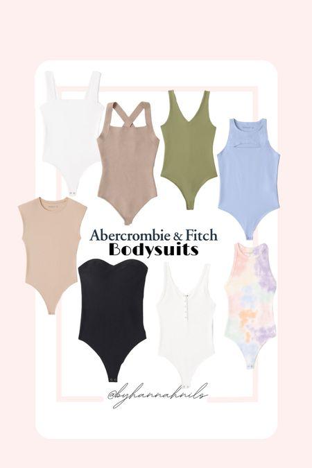 A&F bodysuis 🌻 #abercrombie #a&f #summeroutfit #summerlooks #summeroutfits  #LTKstyletip #LTKunder100 #LTKunder50