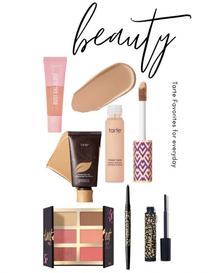 Tarte makeup must haves for everyday flawless glowing skin even when you're tired as a mother! Shop your screenshot of this pic with the LIKEtoKNOW.it shopping app http://liketk.it/35Ohk #liketkit #LTKbeauty @liketoknow.it