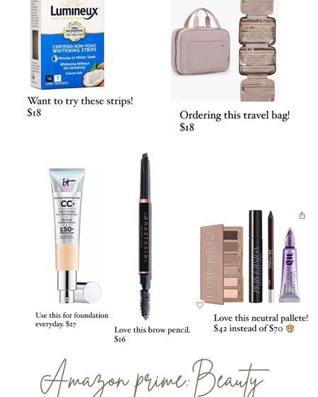 Amazon prime deals! http://liketk.it/3ifgQ #liketkit #LTKbeauty #LTKunder50 #LTKsalealert @liketoknow.it