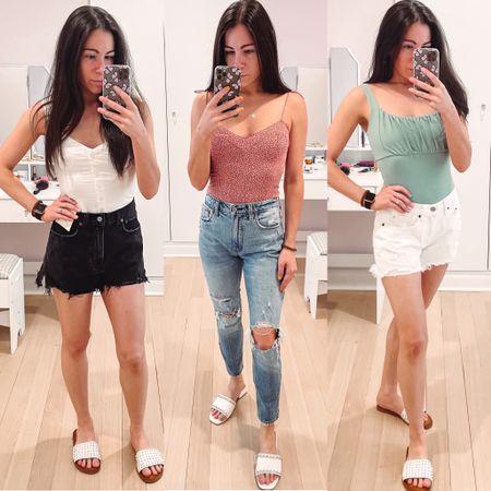 Abercrombie on sale for 25% off! Shorts, tanks, mom jeans, and more.   #LTKSeasonal #LTKunder50 #LTKSale