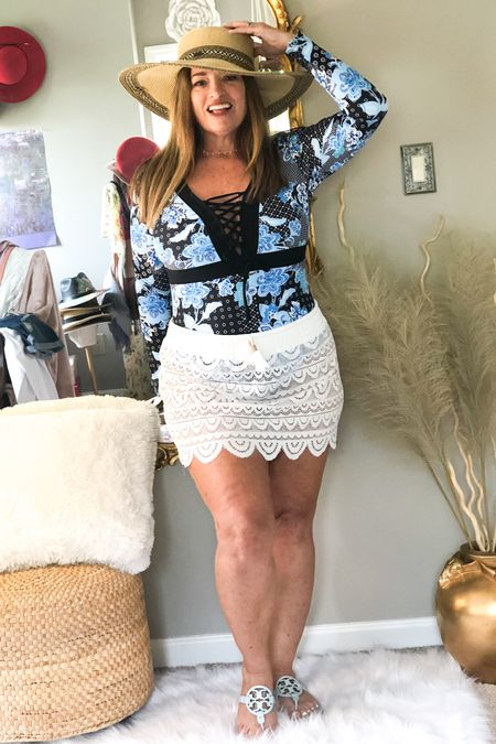 Still loving the protection of my long sleeve swimsuits! Great protection and coverage! Plus the price point is so good... Loving this brand! Use code 15X78UDG for 15 percent off the already great price. I wii also do s swipe up in stories for you. Please share your favorite brand. . . . . . .  http://liketk.it/3cxQ9 #LTKstyletip #LTKswim #LTKcurves #liketkit @liketoknow.it @liketoknow.it.family @liketoknow.it.europe @liketoknow.it.brasil Download the LIKEtoKNOW.it shopping app to shop this pic via screenshot