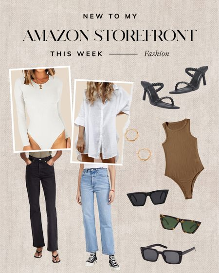 Amazon fashion #amazon  #LTKunder50 #LTKunder100