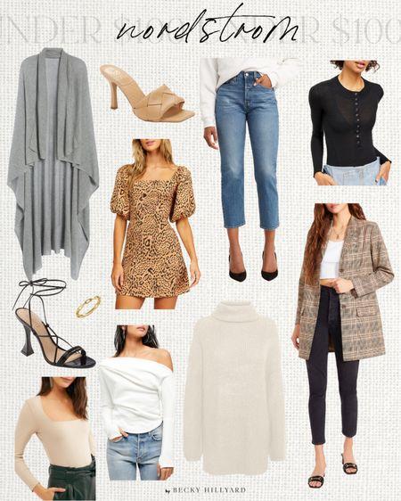 Nordstrom items all under $100  #LTKstyletip #LTKunder100