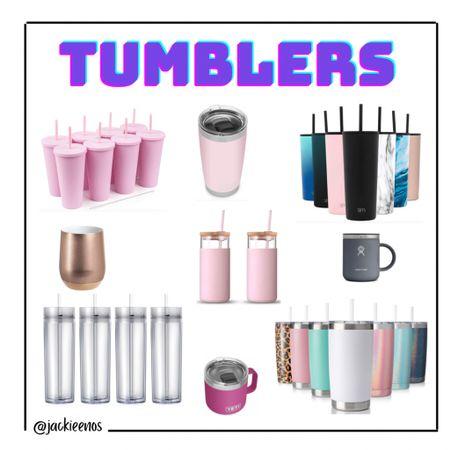 Amazon prime day sale tumblers and coffee cups http://liketk.it/3i4KI #liketkit @liketoknow.it #LTKsalealert #LTKhome #LTKunder50