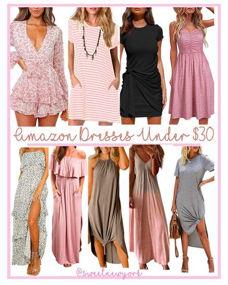 Amazon summer dresses under $30 #liketkit @liketoknow.it http://liketk.it/3gaDg #LTKunder50 #LTKstyletip