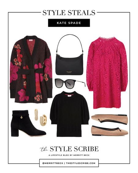 Sale at Kate Spade! Use code FALLTREAT at checkout for 20% off orders $200+, 30% off orders $400+, and 40% off orders $600+ 🙌🏼   #tssedited #thestylescribe #katespade #sale #markdown #sweaterweather   #LTKsalealert #LTKSeasonal