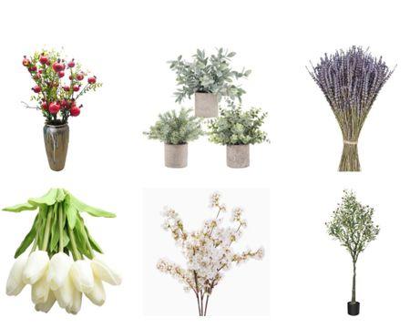 http://liketk.it/3fR8V #liketkit @liketoknow.it   #LTKunder50 #LTKunder100 #LTKhome  My favorite faux flowers and plants