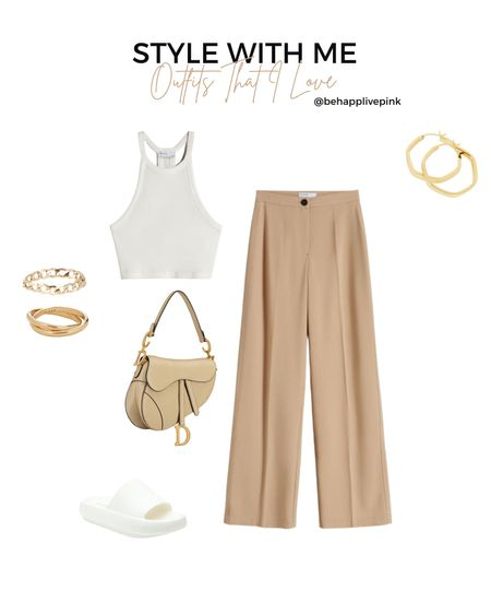 Style with me 🤍