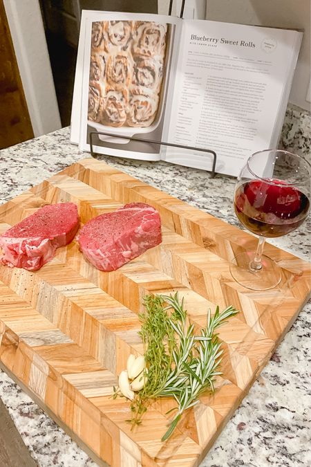 Filet is on the dinner menu tonight!🙌🏼 Check out some of my favorite items I use in my kitchen!  Follow me on the LIKEtoKNOW.it shopping app to get the product details for this look and others #LTKhome @liketoknow.it.home @liketoknow.it.family http://liketk.it/2MYRk #liketkit @liketoknow.it