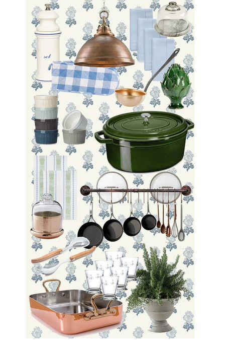 French country kitchen finds!   #LTKhome #LTKstyletip #LTKunder100