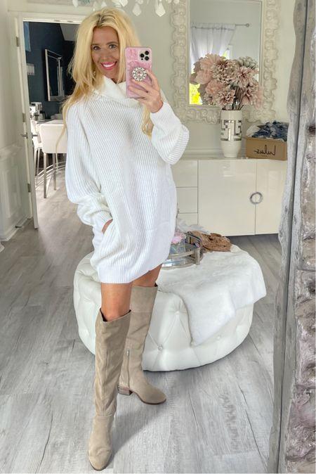 Amazon sweater dress love  #LTKitbag #LTKfamily #LTKunder50