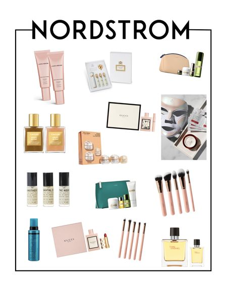 Nordstrom Anniversary sale is the best time to purchase your favorite beauty products! I can't live without the shesido eye cream and Laura Mercier primer — just to name a few!