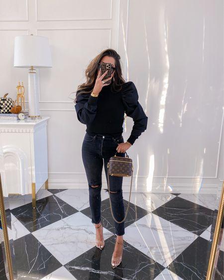 Fall, fall fashion, fall outfits, ripped jeans, emilyanngemma, Emily ann Gemma, gold bangles, fendi, cat eye sunglasses #LTKsalealert #LTKstyletip #LTKunder50 http://liketk.it/2X5k1 #liketkit @liketoknow.it
