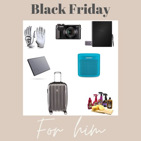 http://liketk.it/32q0s Amazon Black Friday deals on most electronics, workout gear, cookware, football ready equipment, watches, speakers, camping gear, men's clothes, golfing items and more for under $100!  http://liketk.it/32pYG #liketkit @liketoknow.it #LTKgiftspo #LTKsalealert #LTKunder100 Follow me on the LIKEtoKNOW.it shopping app to get the product details for this look and others