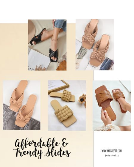 Must have sandals!! http://liketk.it/3cflP #liketkit @liketoknow.it #LTKshoecrush #slides #sandals