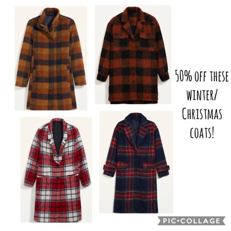 I absolutely love these plaid coats! I'm contemplating pulling the trigger on one to wear during the Christmas season, church services and tree cutting!   http://liketk.it/31WdK #liketkit @liketoknow.it   Follow me on the LIKEtoKNOW.it shopping app to get the product details for this look and others. Links are also up in my profile!